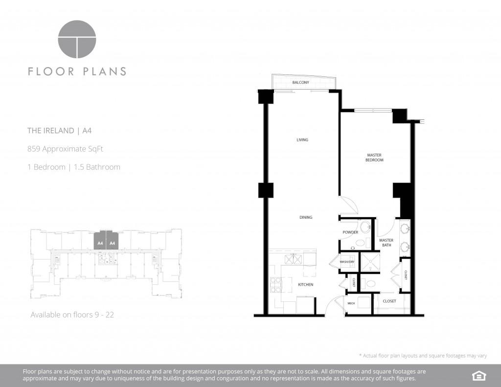 High rises las vegas exclusive homes for Las vegas home floor plans