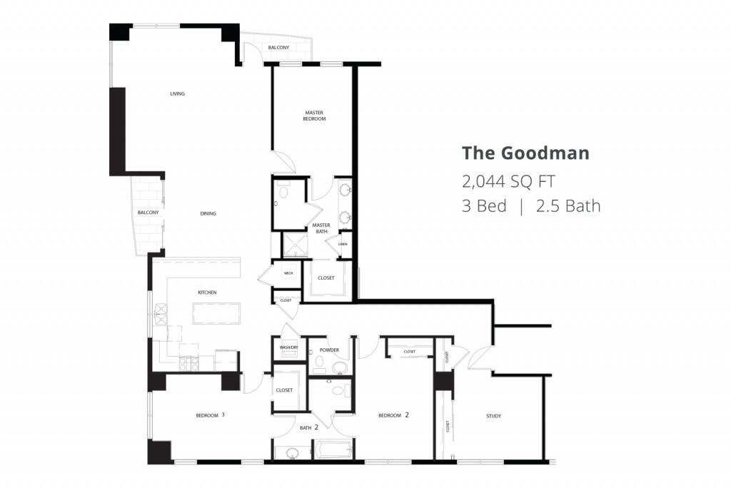 The Goodman Residence